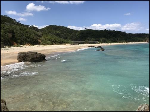 沖縄のビーチの画像