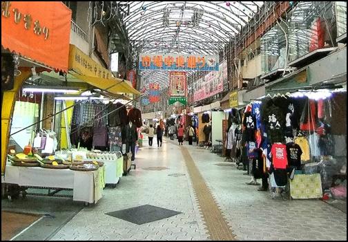 第一牧志公設市場の画像