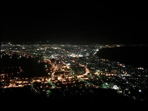 函館イルミネーションの画像