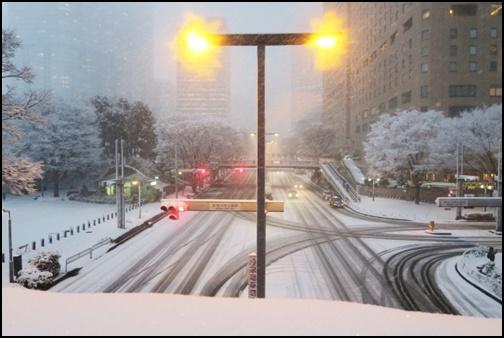 1月の東京の画像