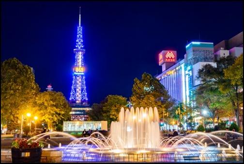 札幌タワーの画像