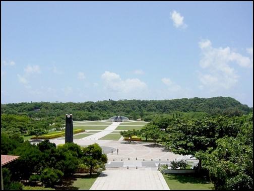 摩文仁の丘の画像