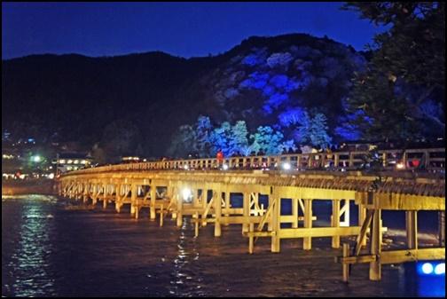 渡月橋の画像