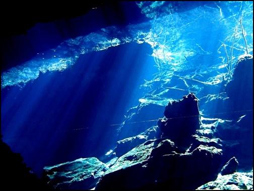 青の洞窟・ダイビングの画像