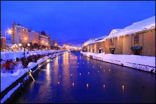 小樽雪あかりの画像