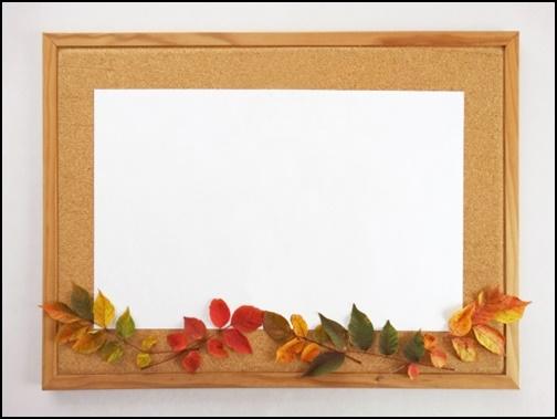 コルクボードの画像