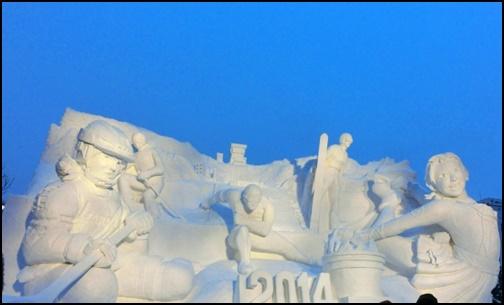 札幌雪祭りの画像