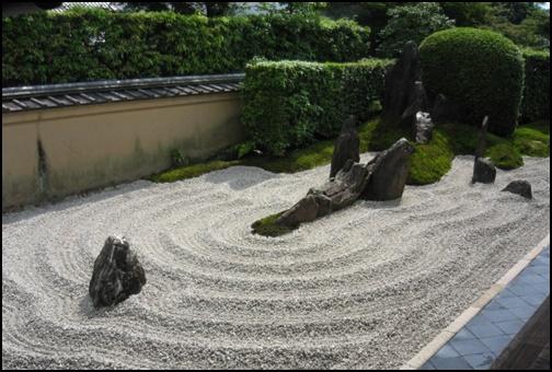 大徳寺の枯山水 名園
