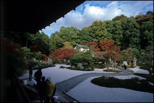 金戒光明寺 紫雲の庭の画像