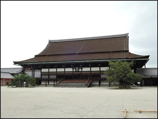 京都御所の画像