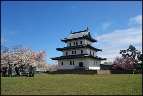 松前城の画像