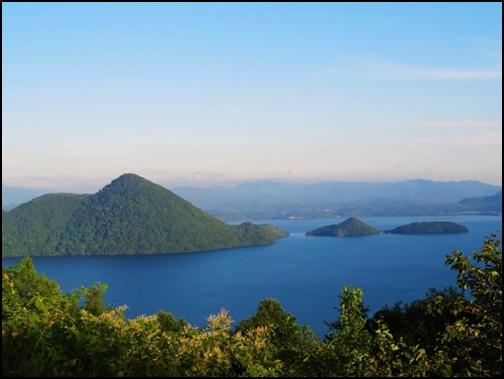 洞爺湖の画像