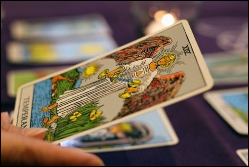 タロットカードの画像