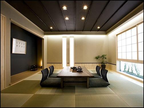 おしゃれな和室の画像