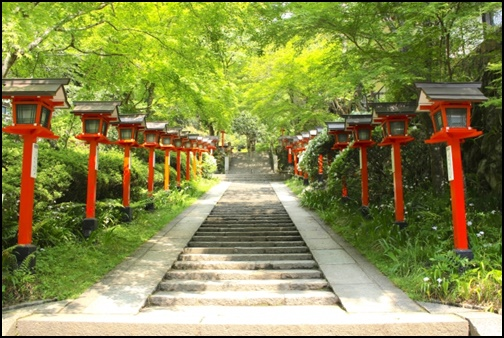 5月の京都の画像