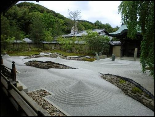 高台寺 庭園拝観の画像