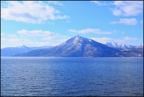 支笏湖の画像