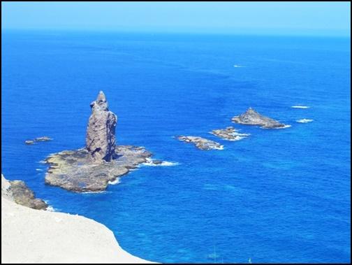 積丹半島の画像