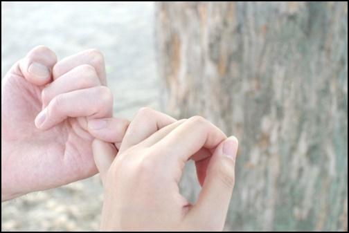 指きりの画像
