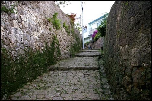 首里金城町石畳道の画像
