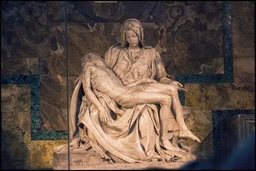 ピエタ像の画像