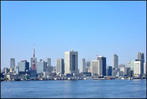 6月の東京の画像