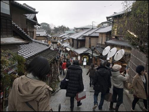 2月の京都の画像
