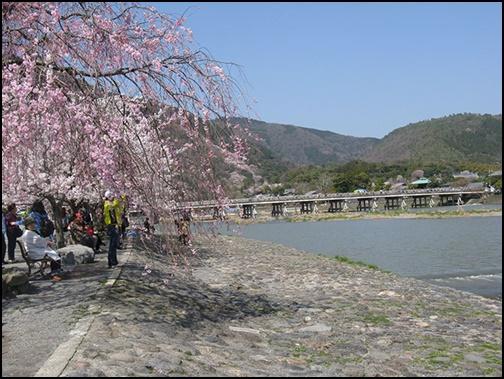 3月の京都の画像