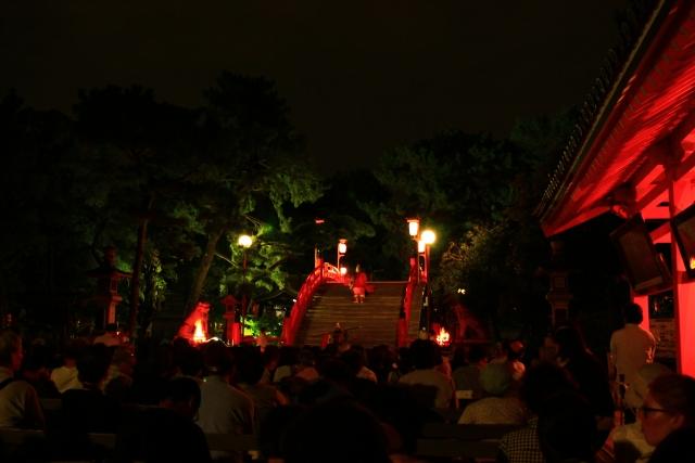 観月祭の画像