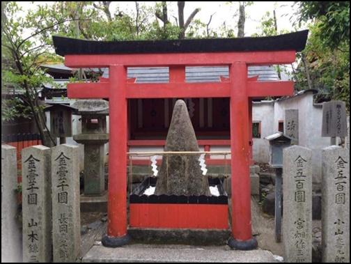 車折神社の画像