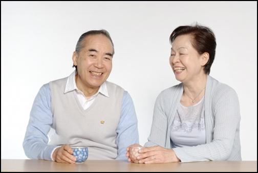 祖父母の画像