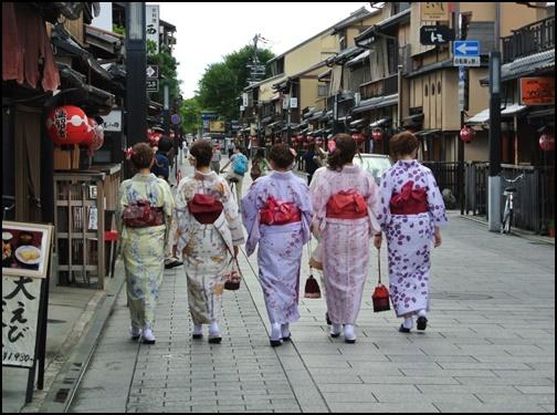 祇園花街の画像