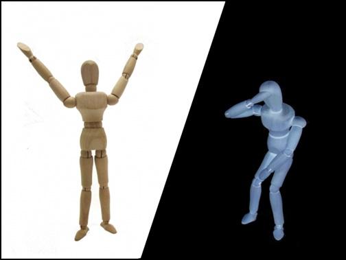 比較の画像