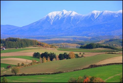 大雪山の画像