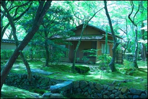 西芳寺の画像