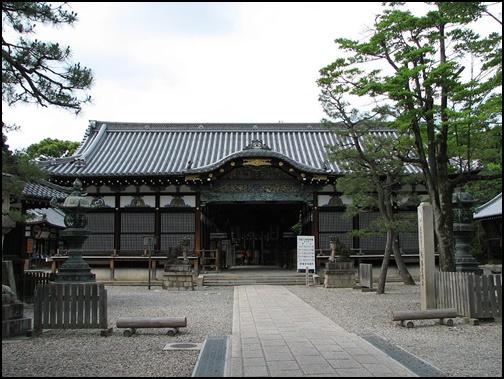 御香宮神社の画像