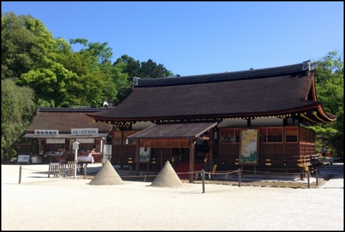 上賀茂神社の画像