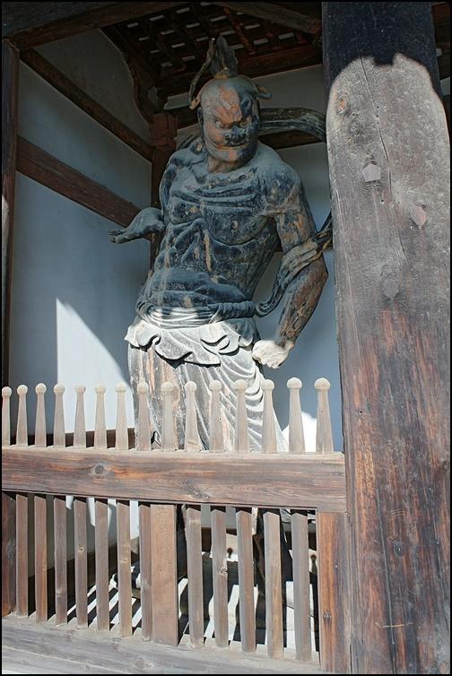 仁王像の画像
