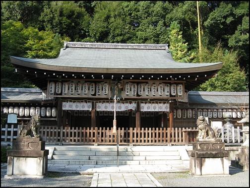 熊野若王子神社の画像