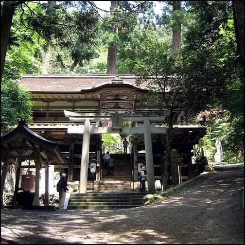 由岐神社の画像