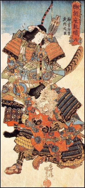 神功皇后の画像