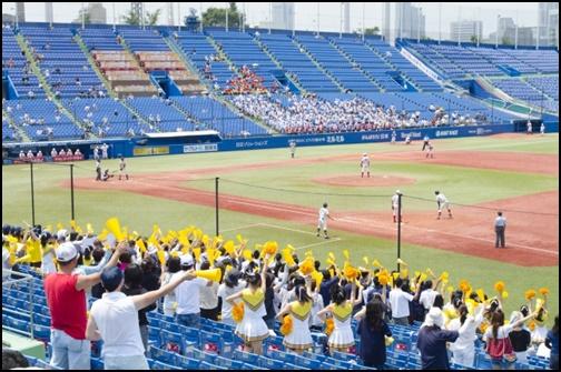大学野球の画像