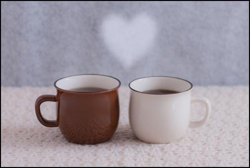 コーヒータイムの画像