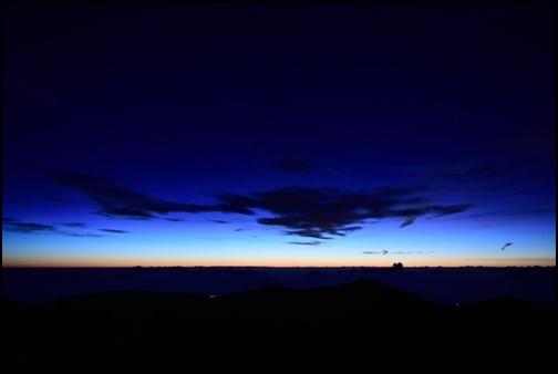夜明け前の画像