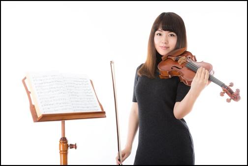 バイオリンの先生の画像