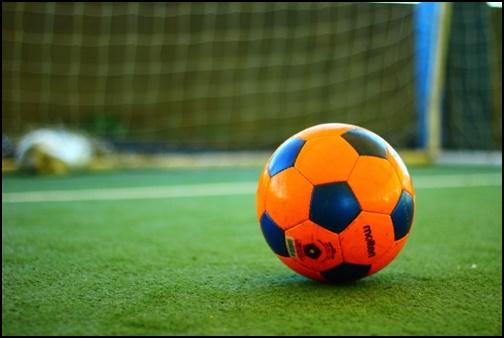 フットサルのボール画像
