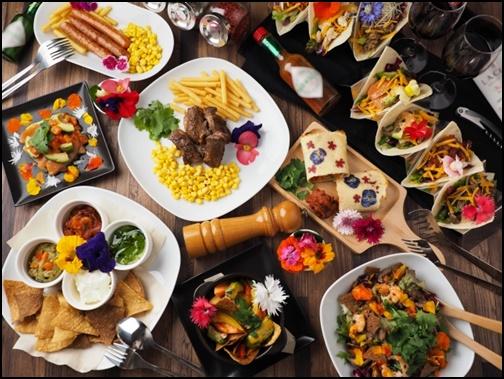 メキシカン料理の画像