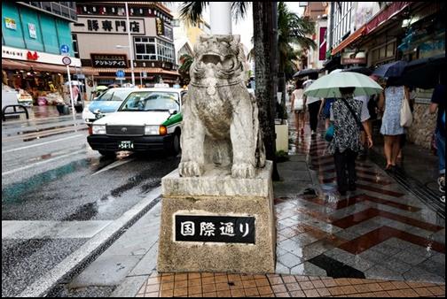 沖縄国際通りの画像