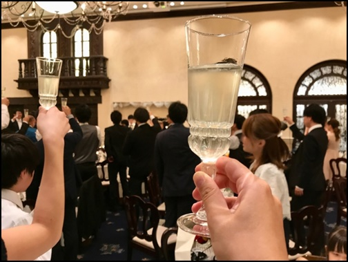 婚活パーティーの画像