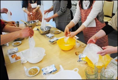料理教室の画像
